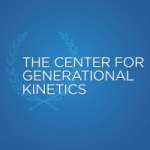 The Center for Generational Kinetics logo